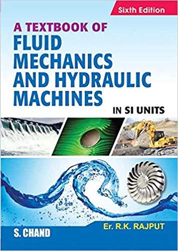 Download Fluid Mechanics and Hydraulic by Rajput
