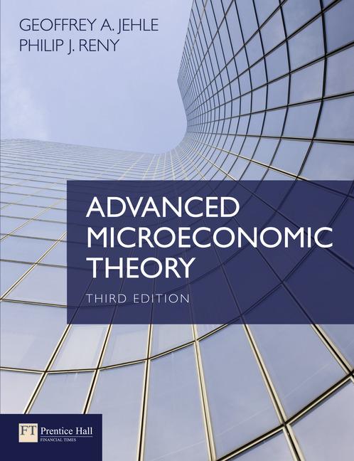 advanced microeconimic theory