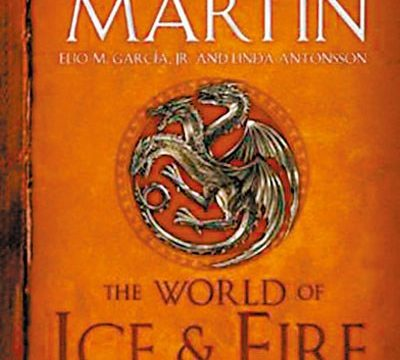 Download The World of ice & Fire by George Martin