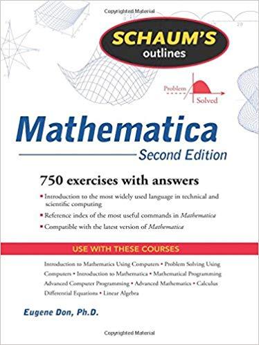 Schaum Outline Mathematica