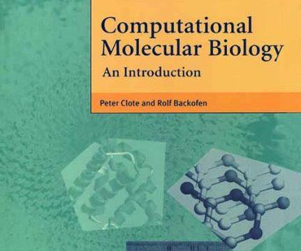 Computational Molecular Biology An Introduction