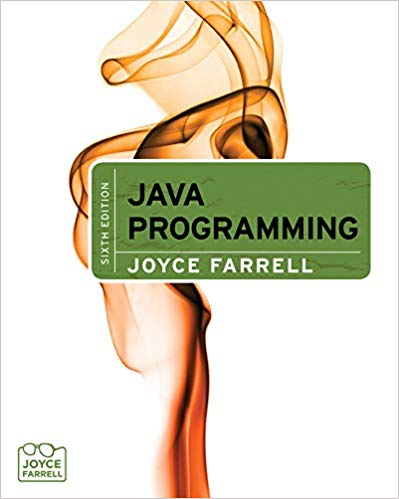 Download Java Programming by Joyce Farrell pdf