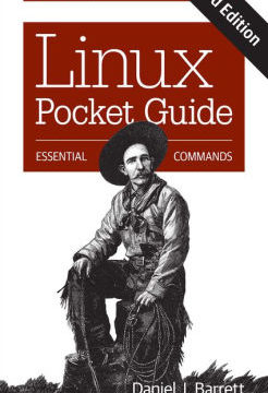Linux Pocket Guide: Essential Commands 3rd Edition