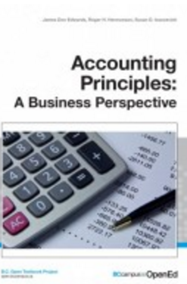 Download Accounting Principles: A Business Perspective