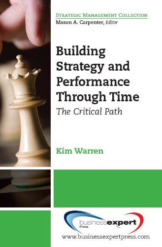 Building Strategy and Performance by Kim Warren