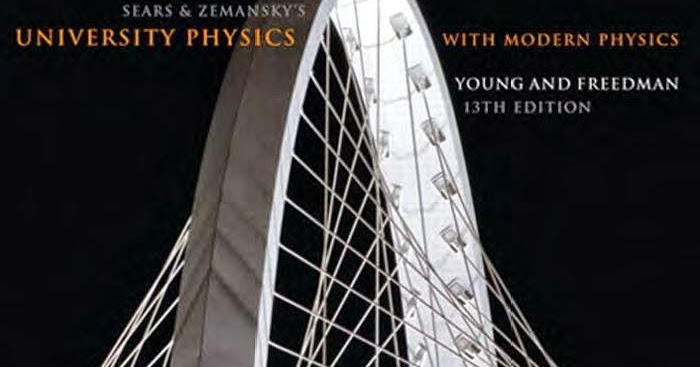 Download University Physics with Modern Physics 13th edition