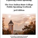 Exploring Public Speaking: 3rd Edition