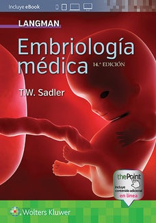 Langman's Medical Embryology 14th Edition
