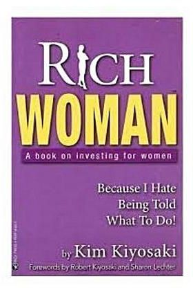 Rich Woman A Book On Investing For Women