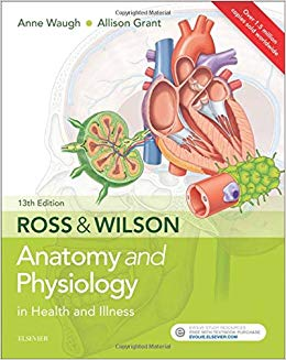 Ross & Wilson Anatomy and Physiology in Health and Illness 13th Edition