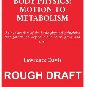 Body Physics: Motion to Metabolism by  Lawrence Davis