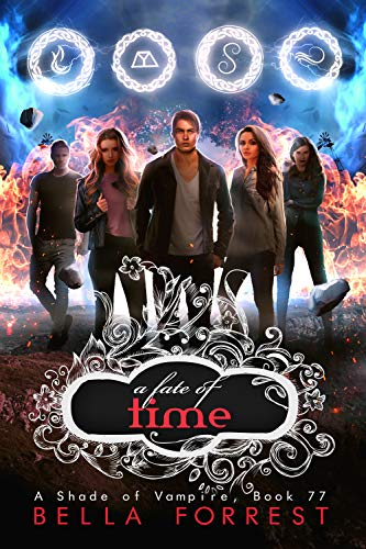 A Fate of Time by Bella Forrest
