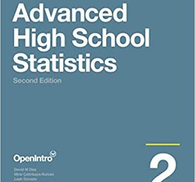 Advanced High School Statistics, 2nd Edition