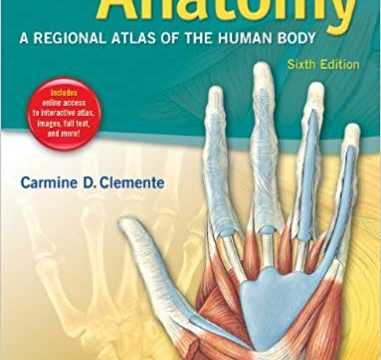 Anatomy: A Regional Atlas of the Human Body by Carmine D. Clemente