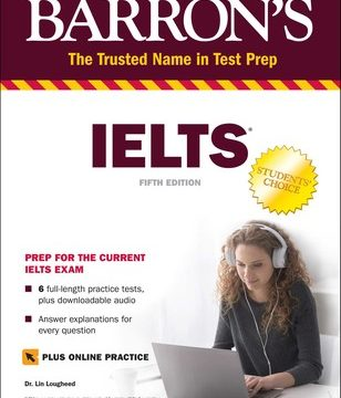 Barron's IELTS by Lin Lougheed 5th Edition