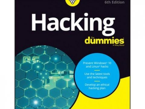 Hacking For Dummies 6th Edition by Kevin Beaver