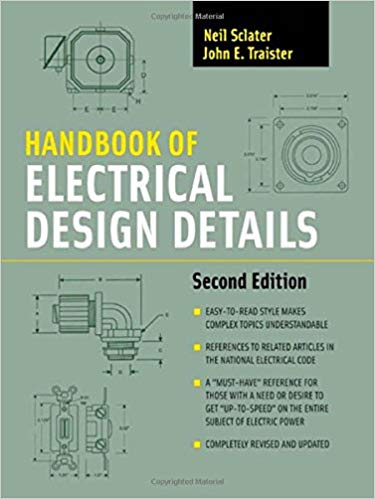 Handbook of Electrical Design Details 2nd Edition
