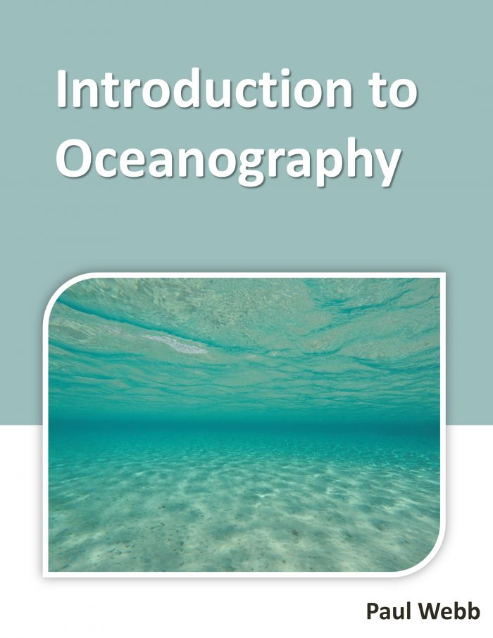 Introduction to Oceanography by Paul Webb