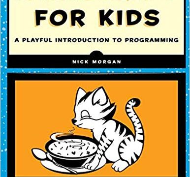 JavaScript For Kids by Nick Morgan