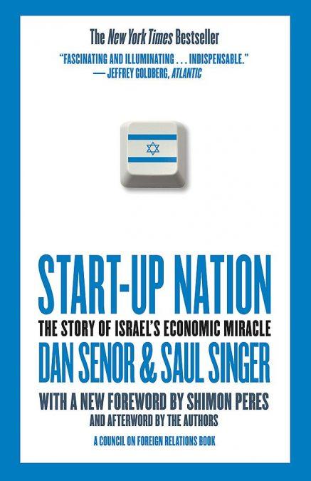 Start Up Nation By Dan Senior, Saul Singer