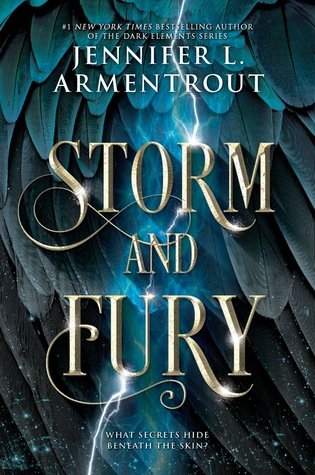 Storm and Fury (The Harbinger Book 1) by Jennifer Armentrout