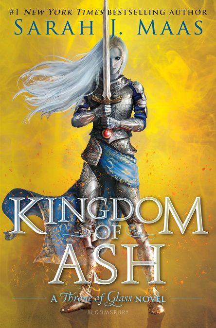 Kingdom of Ash (Throne of Glass) by Sarah J. Maas