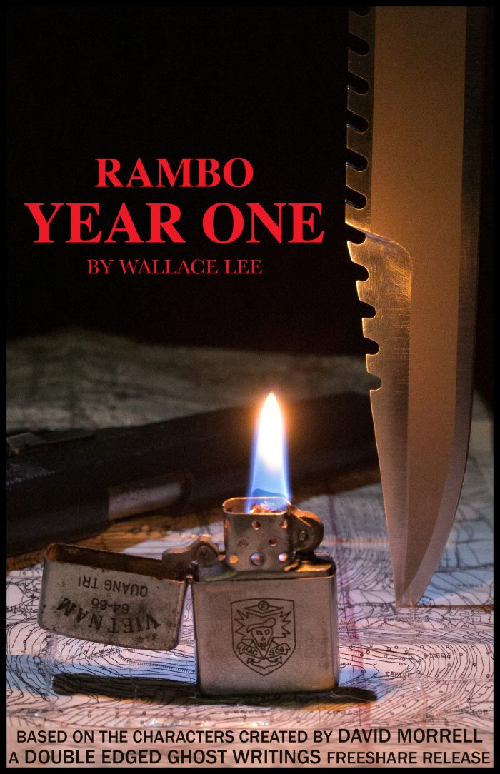 Rambo Year One Vol.1 by Wallace Lee