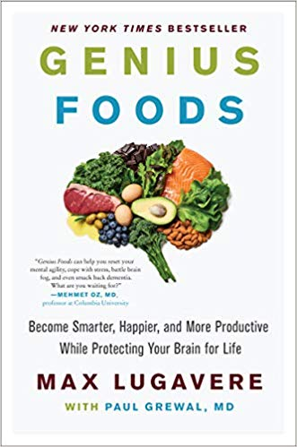 Download Genius Foods by Max Lugavere