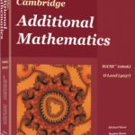 Download IGCSE Additional Mathematics Textbook