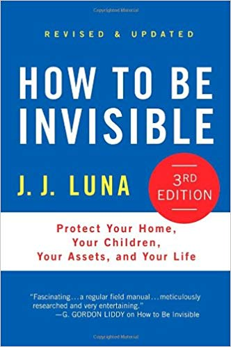 How to Be Invisible by J. J. Luna pdf