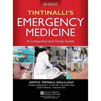 tintinalli emergency medicine 8th edition free pdf