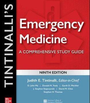 Tintinalli's Emergency Medicine 9th edition