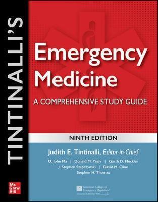 Tintinallis Emergency Medicine 9th edition pdf