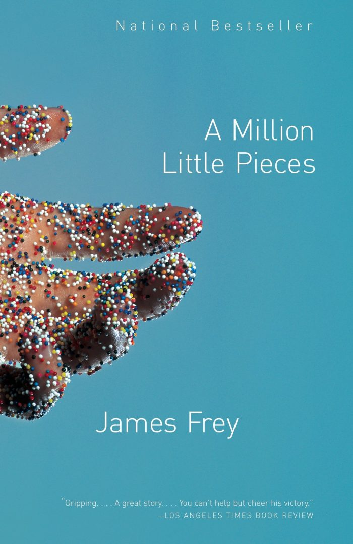 A Million Little Pieces by James Frey PDF