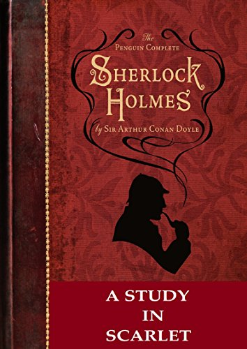 A Study in Scarlet by Arthur Conan Doyle PDF