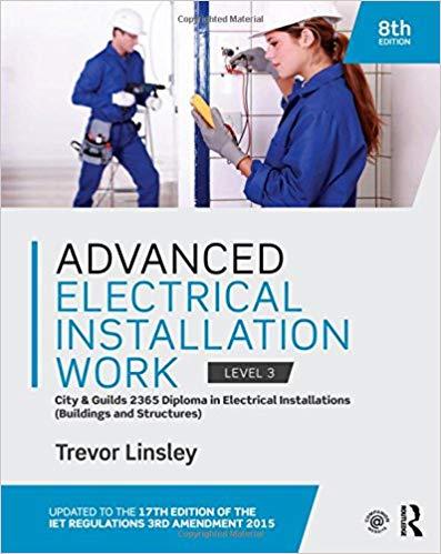 Advanced Electrical Installation Work 8th Edition PDF