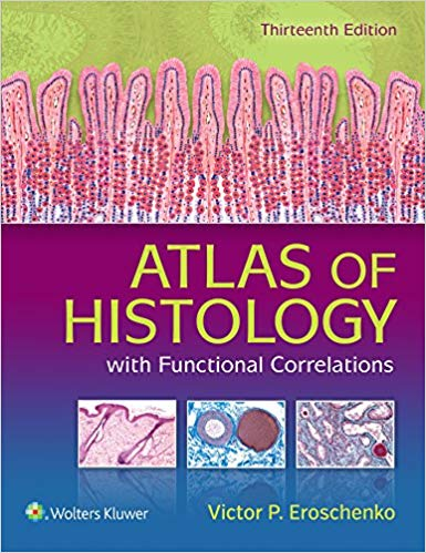 Atlas of Histology with Functional Correlations PDF