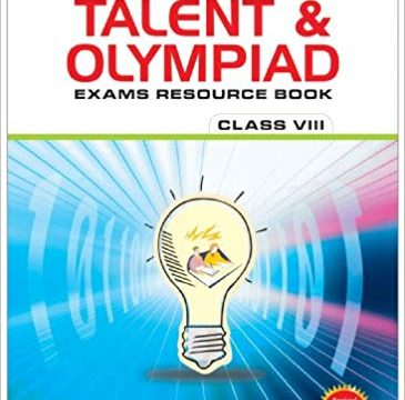 BMAs Talent & Olympiad Exams Resource Book for Class 8