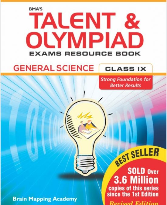 BMA's Talent & Olympiad Exams Resource Book for Class 9 PDF