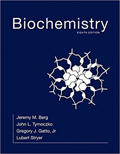 Biochemistry by Jeremy M. Berg, John L. Tymoczko et al