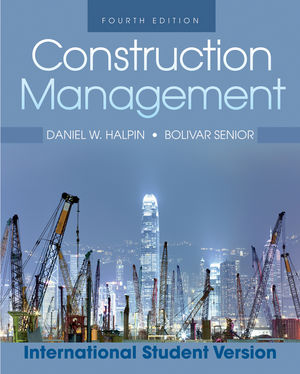 Construction Management, 4th Edition pdf