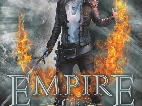 Empire of Storms (Throne of Glass #5) by Sarah J. Maas