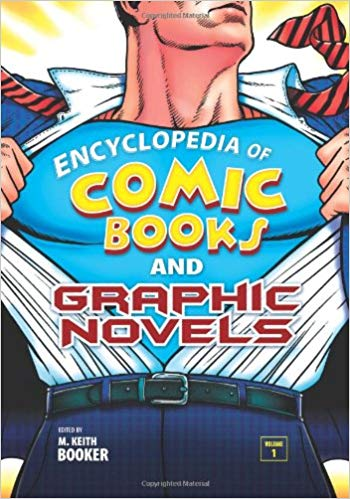 Encyclopedia of Comic Books and Graphic Novels PDF