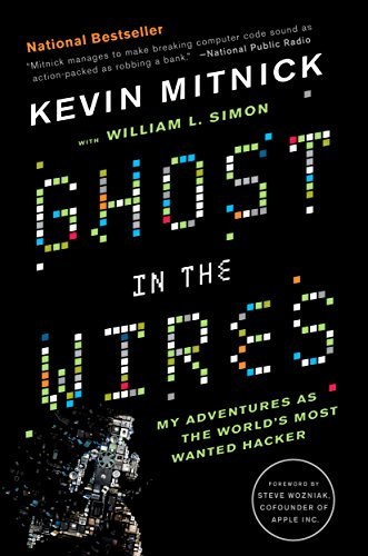 Ghost in the Wires by Kevin Mitnick pdf