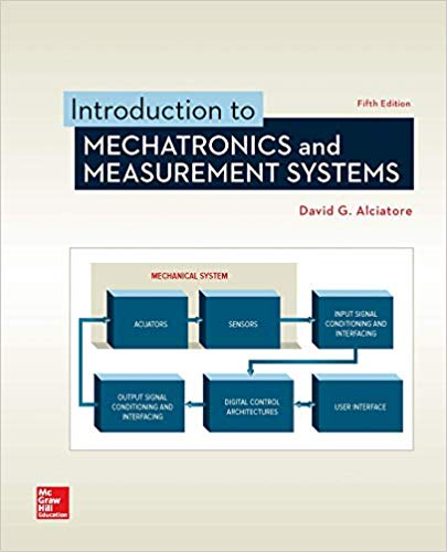 Introduction To Mechatronics And Measurement Systems 5Th Edition pdf