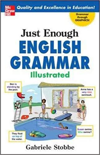 Just Enough English Grammar by Gabriele Stobbe