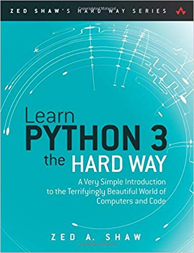 Learn Python 3 the Hard Way by Zed A. Shaw pdf