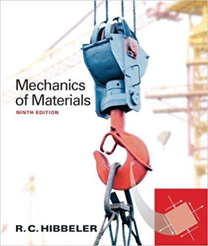 Mechanics of Materials (9th Edition) pdf