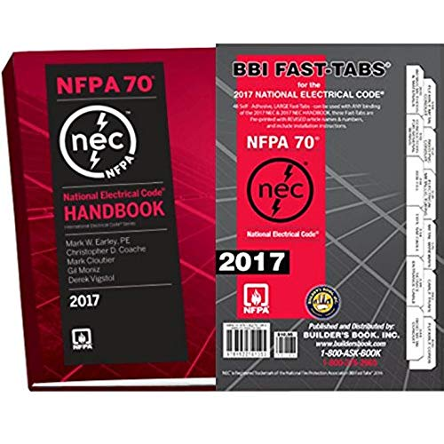 National Electrical Code (NEC) Handbook and Fast Tabs 2017 pdf