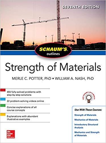 Schaums Outline of Strength of Materials Seventh Edition pdf